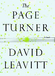 Cover art for THE PAGE TURNER