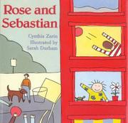 ROSE AND SEBASTIAN by Cynthia Zarin