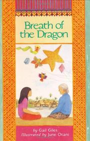 BREATH OF THE DRAGON by Gail Giles