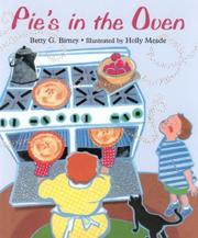 PIE'S IN THE OVEN by Betty G. Birney