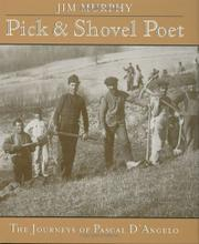 PICK AND SHOVEL POET by Jim Murphy