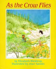 AS THE CROW FLIES by Elizabeth Winthrop