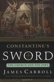 CONSTANTINE'S SWORD by James Carroll