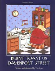 BURNT TOAST ON DAVENPORT STREET by Tim Egan