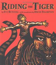 Book Cover for RIDING THE TIGER