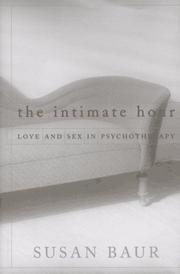 THE INTIMATE HOUR by Susan Baur