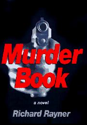 Cover art for MURDER BOOK