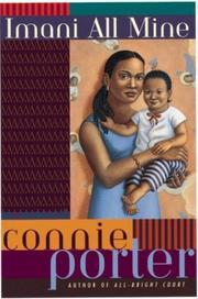 IMANI ALL MINE by Connie Porter