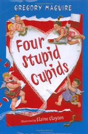 Cover art for FOUR STUPID CUPIDS