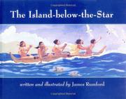 Cover art for THE ISLAND-BELOW-THE-STAR