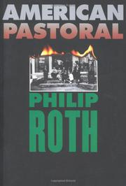 Book Cover for AMERICAN PASTORAL
