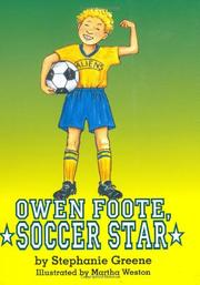 Cover art for OWEN FOOTE, SOCCER STAR