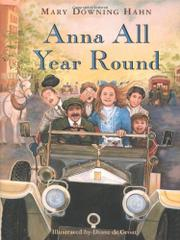 ANNA ALL YEAR ROUND by Mary Downing Hahn