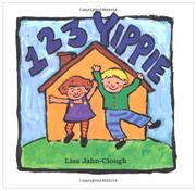 123 YIPPIE by Lisa Jahn-Clough