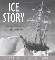ICE STORY by Elizabeth Cody Kimmel