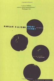 ANGRY CANDY by Harlan Ellison