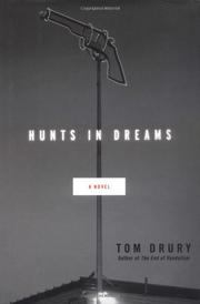 HUNTS IN DREAMS by Tom Drury