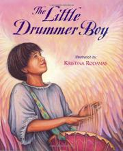 THE LITTLE DRUMMER BOY by Katherine Davis