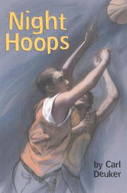 Cover art for NIGHT HOOPS