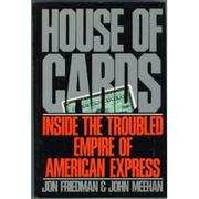 HOUSE OF CARDS by Jon Friedman