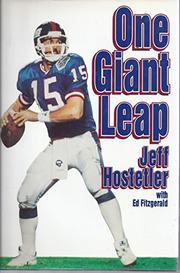 ONE GIANT LEAP by Jeff Hostetler