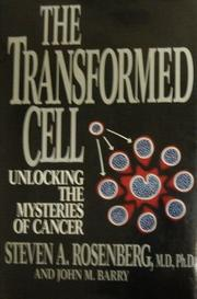 Cover art for THE TRANSFORMED CELL