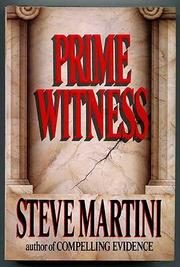 PRIME WITNESS by Steve Martini