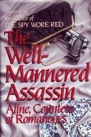 THE WELL-MANNERED ASSASSIN by Countess of Romanones Aline