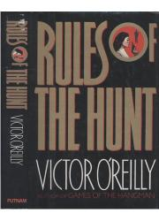 RULES OF THE HUNT by Victor O'Reilly