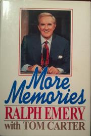 MORE MEMORIES by Ralph Emery