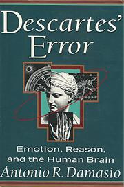 Book Cover for DESCARTES' ERROR