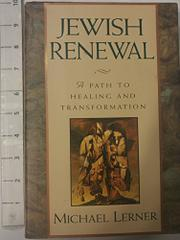 JEWISH RENEWAL by Michael Lerner