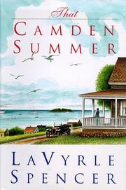 THAT CAMDEN SUMMER by LaVyrle Spencer
