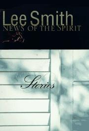 Cover art for NEWS OF THE SPIRIT