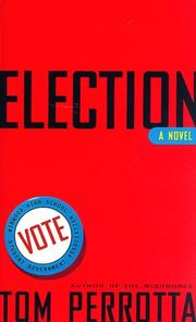 Book Cover for ELECTION