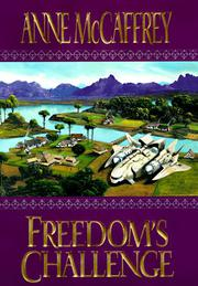 FREEDOM'S CHALLENGE by Anne McCaffrey