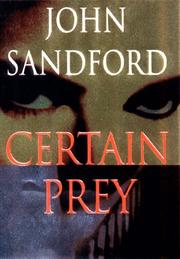 CERTAIN PREY by John Sandford
