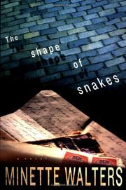Cover art for THE SHAPE OF SNAKES