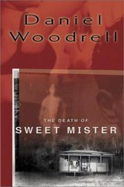 Cover art for THE DEATH OF SWEET MISTER