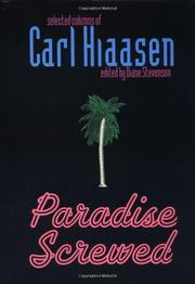 PARADISE SCREWED by Carl Hiaasen