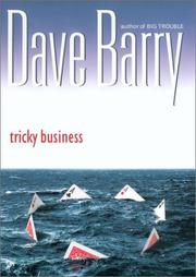 Book Cover for TRICKY BUSINESS