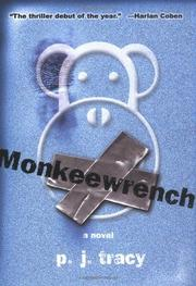 Book Cover for MONKEEWRENCH