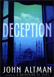 DECEPTION by John Altman