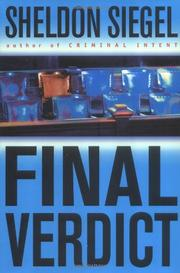 FINAL VERDICT by Sheldon Siegel