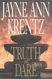 Book Cover for TRUTH OR DARE