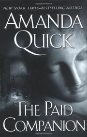 Book Cover for THE PAID COMPANION