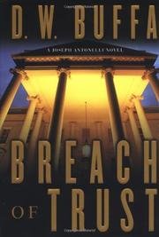 BREACH OF TRUST by D.W. Buffa