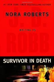 SURVIVOR IN DEATH by Nora Roberts
