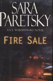 Book Cover for FIRE SALE