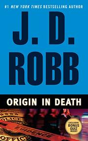 Cover art for ORIGIN IN DEATH